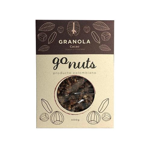 Granola Go Nuts