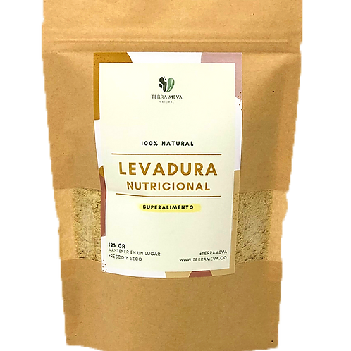 Levadura Nutricional 125 g Terrameva