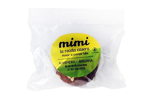 Mimi Trufa Avellana Bite Unidad
