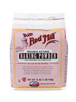 Baking  Polvo para hornear Baking Powder/Baking Soda Bob´s red mill