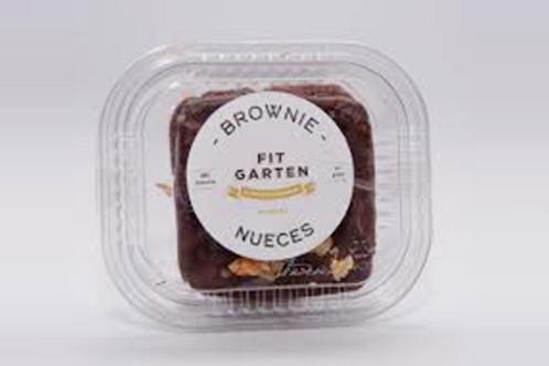 Brownie Fit Garten  Arequipe-Nueces