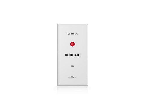 Barra Chocolate Terrasana 80 g