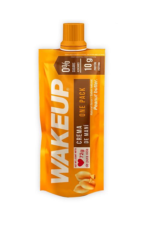 Crema De Maní Wake Up 72 Gr