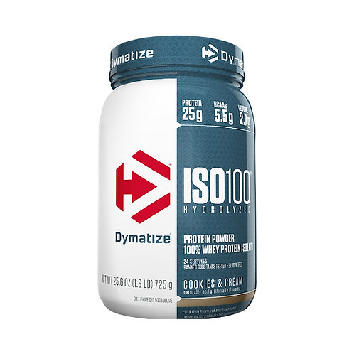 Iso 100 Dymatize Proteína Aislada 1,6 Lb
