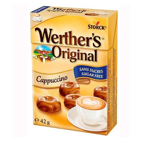 Werthers  Caramelos Sin azúcar 42 Gramos Sabores