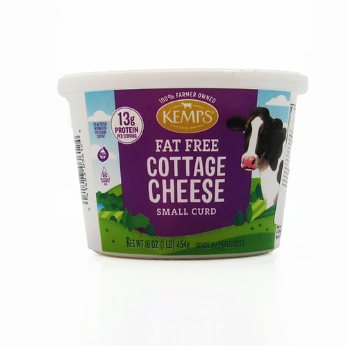 Queso Cottage Fat Free 453 g Kemps