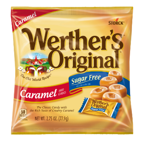 Werther´s Original Sugar free