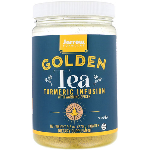 Golden Tea Jarrow Formulas 270 g