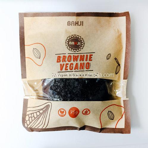 Brownie Vegano Sin Gluten Bahji Unidad