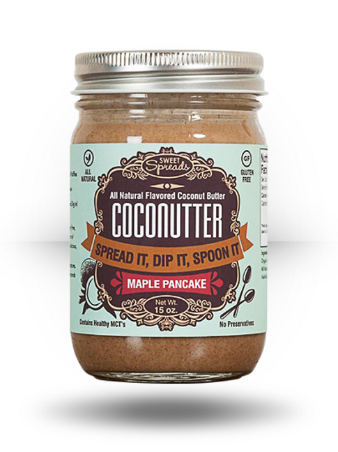 Coconutter Sweetspreads Mantequilla de Coco