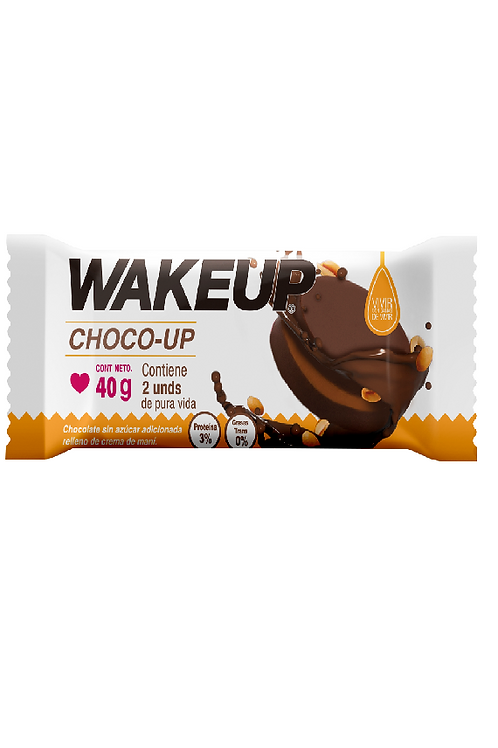 Choco Up Wake Up 40 g