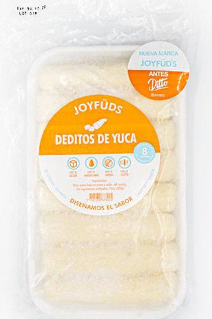 Deditos Joy Fuds - Deditos Margherita - Yuca 8 unidades