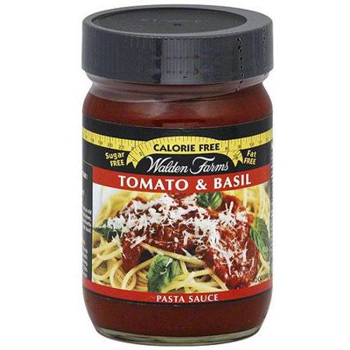 Walden Farms Pasta de Tomate y Albahaca
