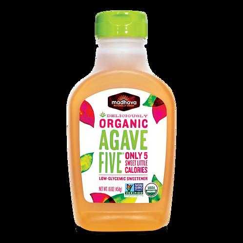 Madhava AgaveFIVE® Agave Organico Madhava