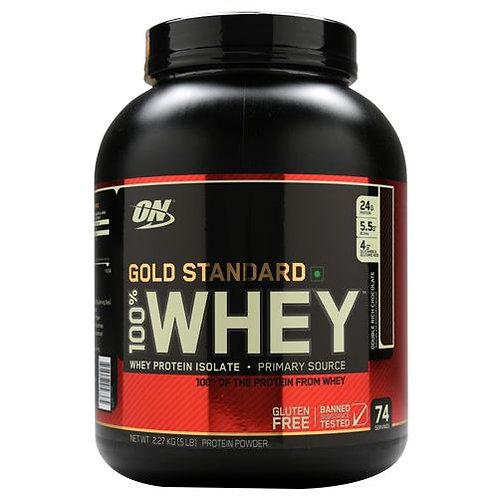 Gold Standard Proteína 5 LB