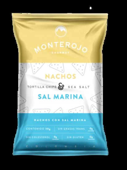 Snacks  Monterojo 25 g Unidad