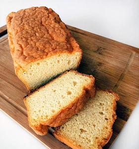 Pan sin hidratos de carbono receta