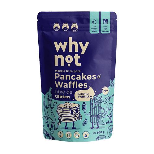 Why Not Mezcla Pancakes Sabores Variados
