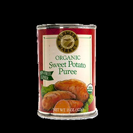 Puré Batata Dulce (Sweet Potato)