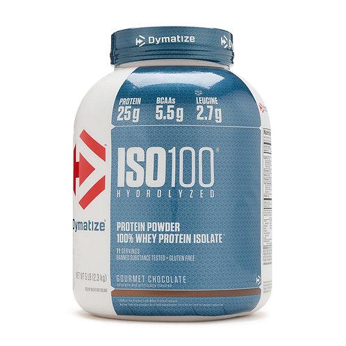 Iso 100 Dymatize Proteína Aislada 5 LB