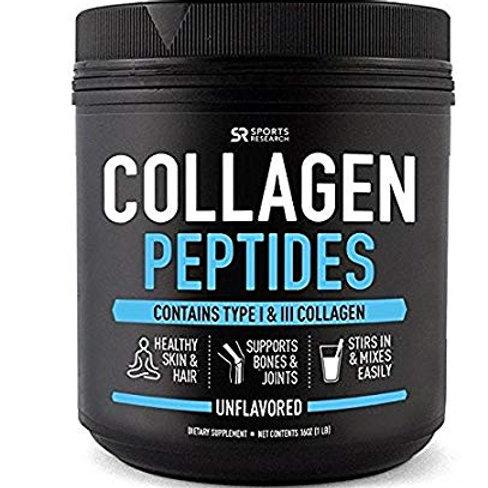 Colageno Hidrolizado Collagen Peptides 1lb