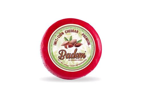 Queso Alemendra Badem Cheddar Bloque 400 g