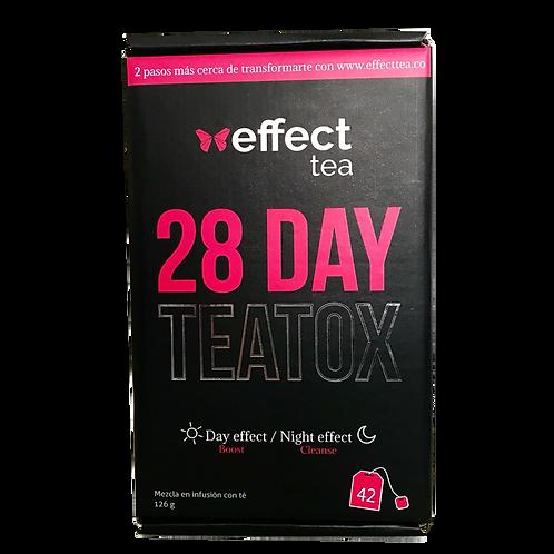 Effect Tea Teatox Té 126gr (EFFECT TEA) Con opción de añadir Botellita