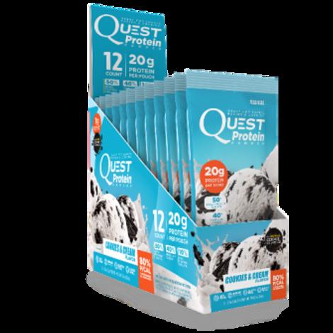 Proteína en Sobre Quest Nutrition