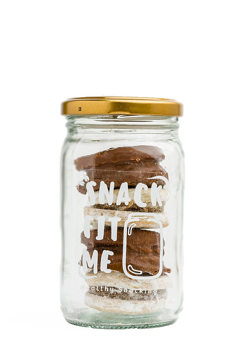 Alfajor Jar Snack Fitme