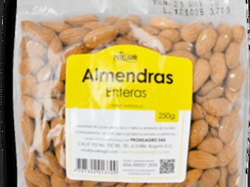 Almendras Enteras 250g
