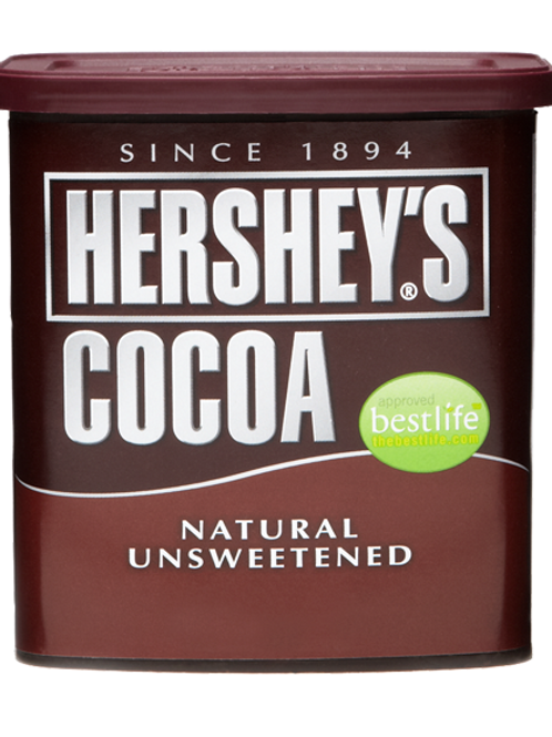 Cocoa Hershey´s 226 gr Sin azúcar
