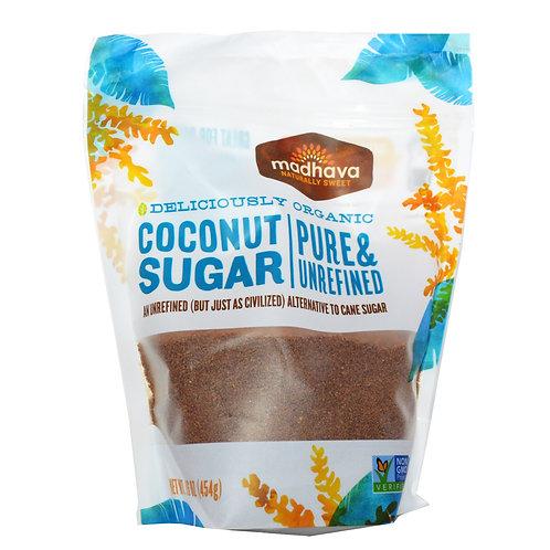 Azúcar De Coco Orgánica Madhava