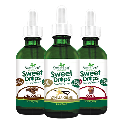 SweetLeaf® Sweet Drops™ Stevia Liquida 2 oz