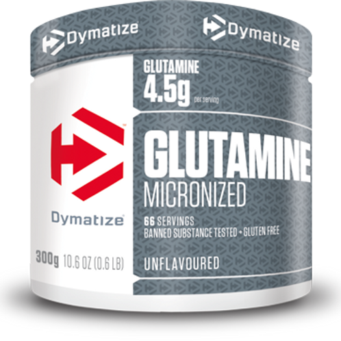 Glutamina Dymatize 300 Gr