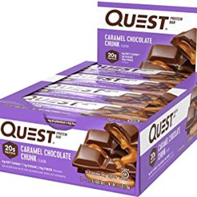 Quest Bars Caja x 12 Unidades