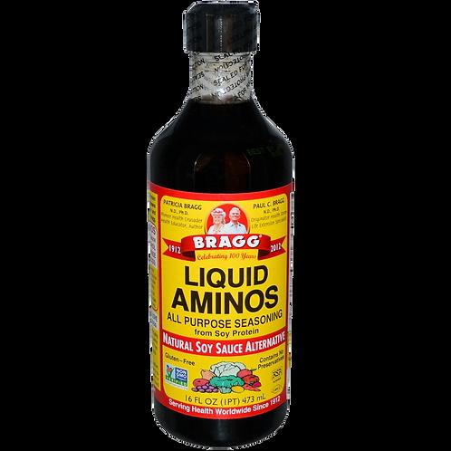 Bragg Liquid Aminos 16 oz Sazonador