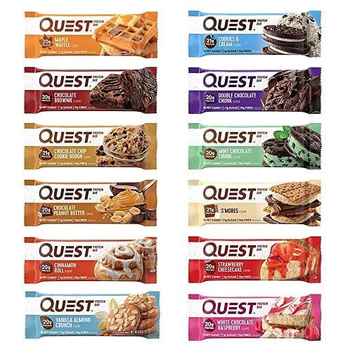 Quest Bar Unidad