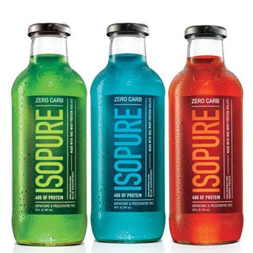 Bebidas Altas en Proteína Isopure Unidad