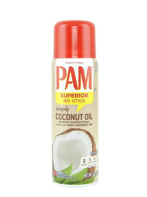 Aceite de coco Spray Pam - Coconut oil Spray Pam