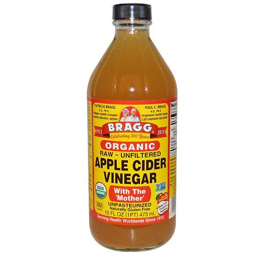 Apple Cider Vinegar 16 oz Bragg