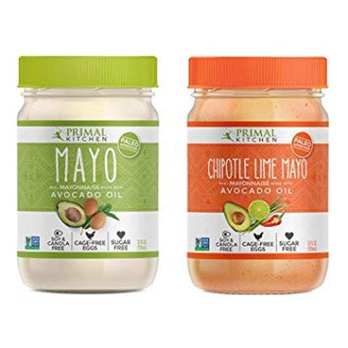 Mayonesa Aguacate Primal Foods 12 oz