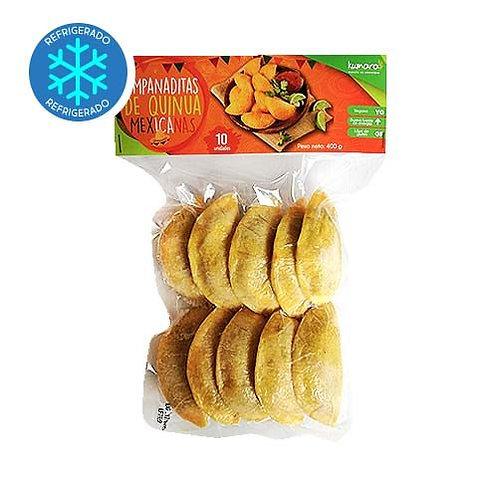 Empanaditas Veganas Kumara