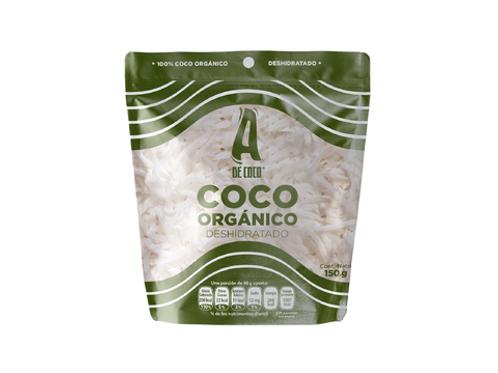Coco Orgánico Deshidratado 150 grs