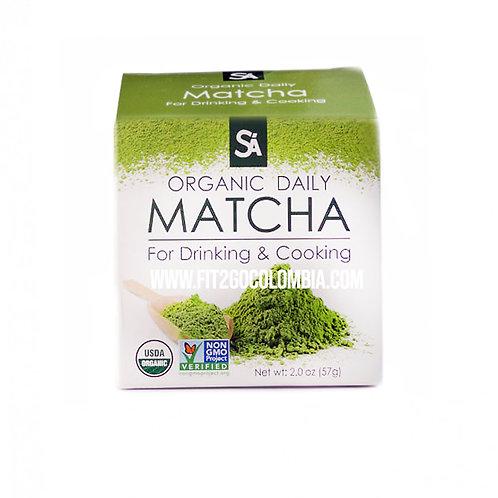 Té Matcha Sá Organico Japones 57 G