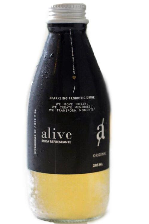 Soda Alive tipo Kombucha Refrescante 285 ml