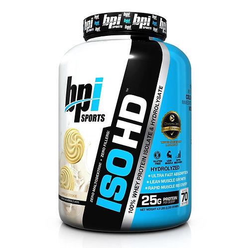 Iso Hd Bpi Sports Proteína Aislada 5 Lb