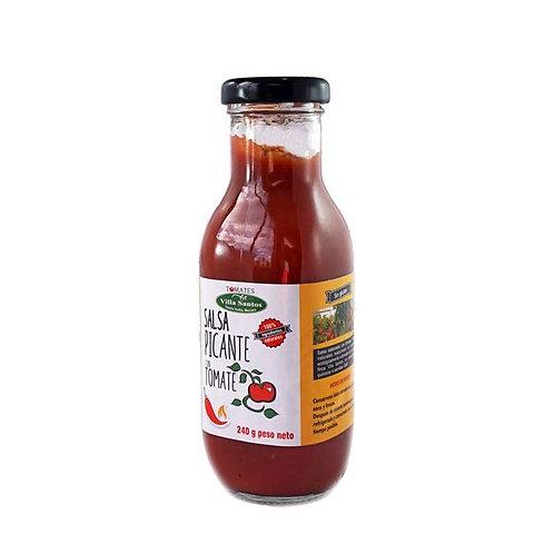 Salsa de Tomate Picante 240 gr VILLA SANTOS