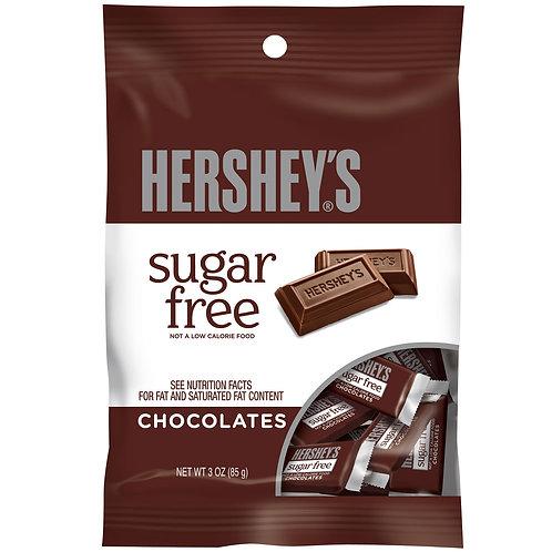 Chocolates Hershey´s Sin Azúcar