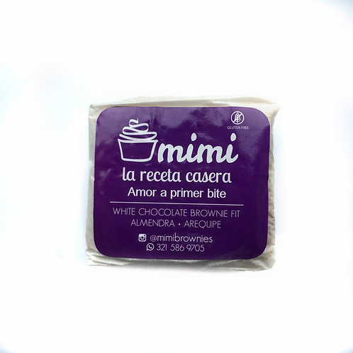 Brownie Mimi Chocolate Blanco