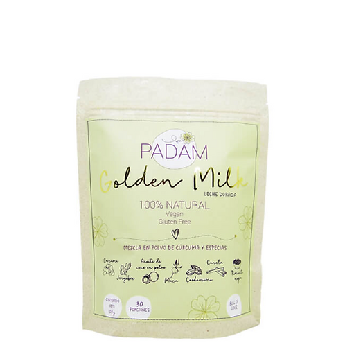 Padam Golden Milk 100g
